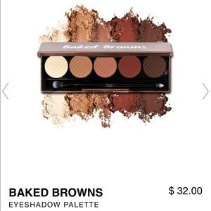 Dose of Color brown eyeshadow palette